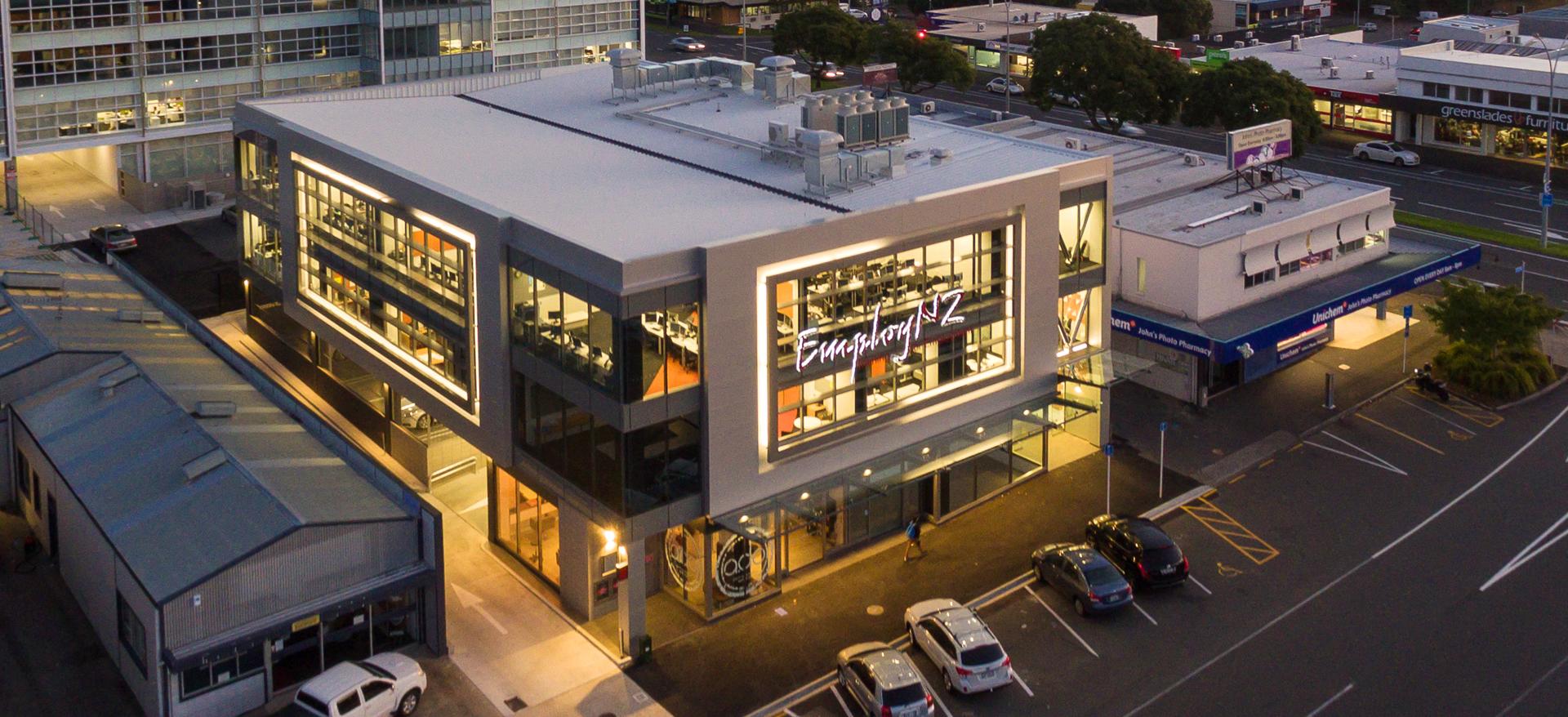 EmployNZ Building, Tauranga