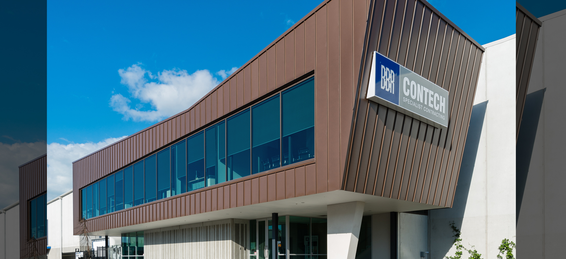 BBR Contech Building, Auckland