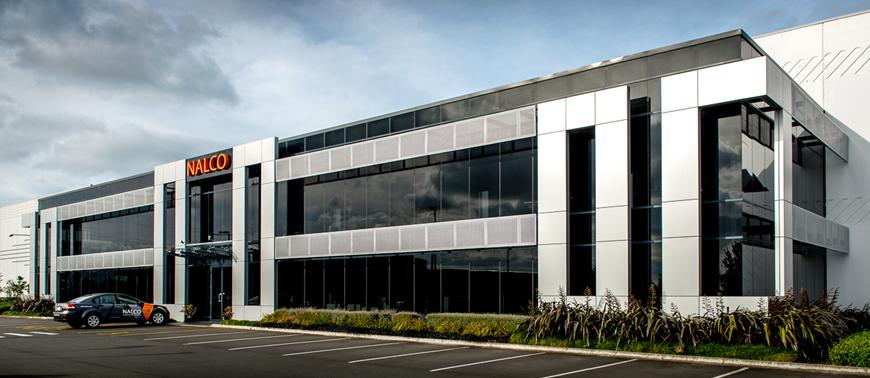 Nalco Building, Auckland