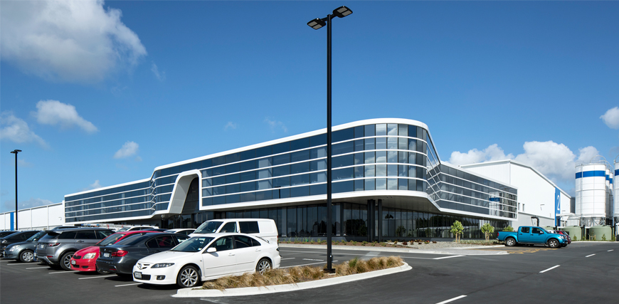 Sistema Office, Factory and Warehouse, Auckland Airport