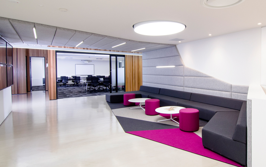 Sony Office, Auckland
