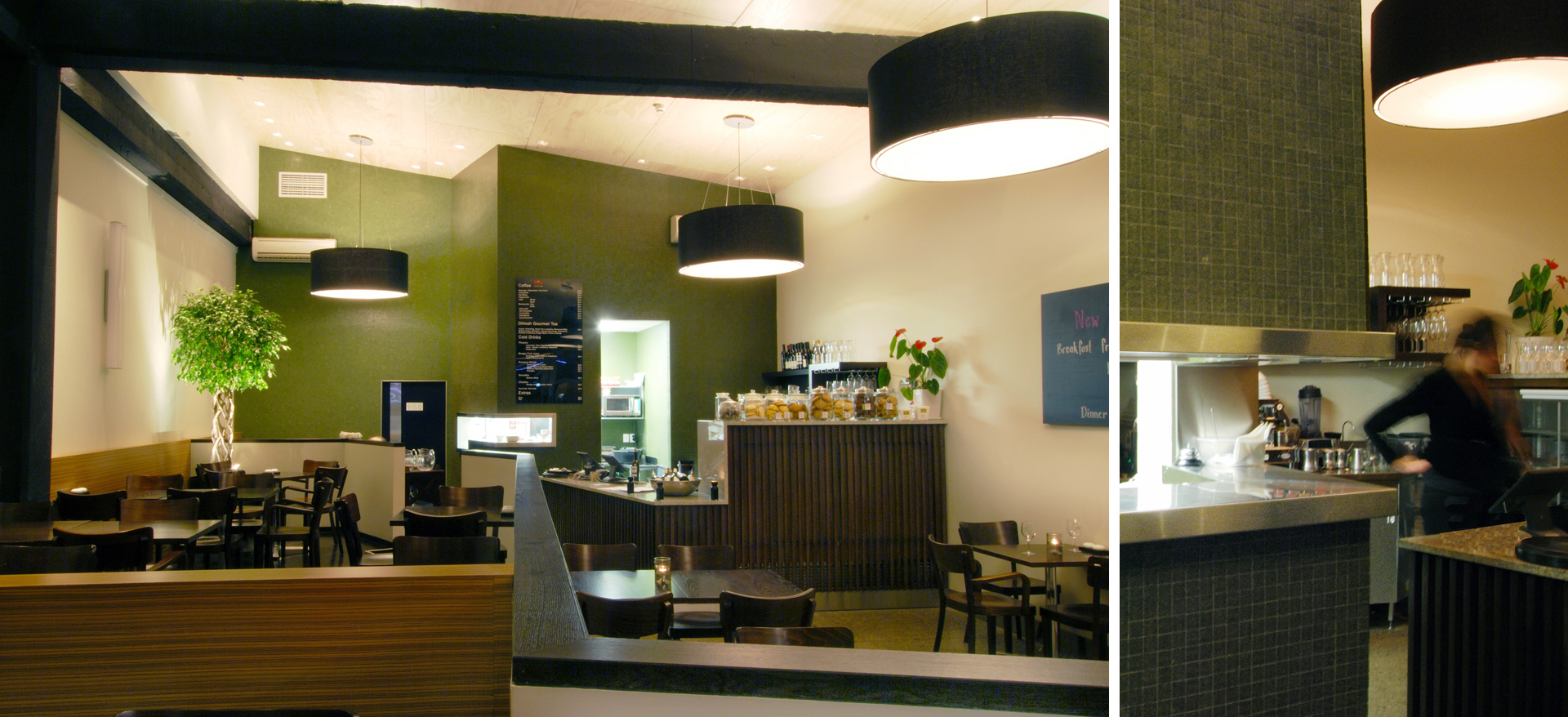 Olive Café, Auckland