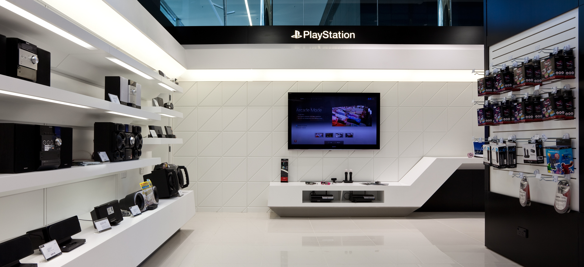 Sony Store, Wellington