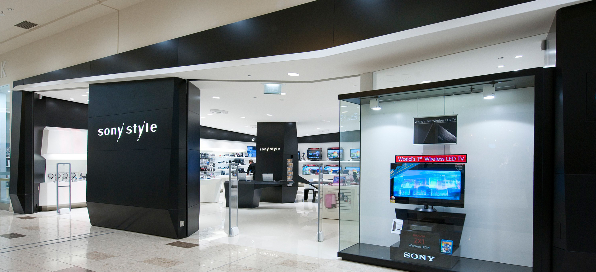 Sony Store, Christchurch