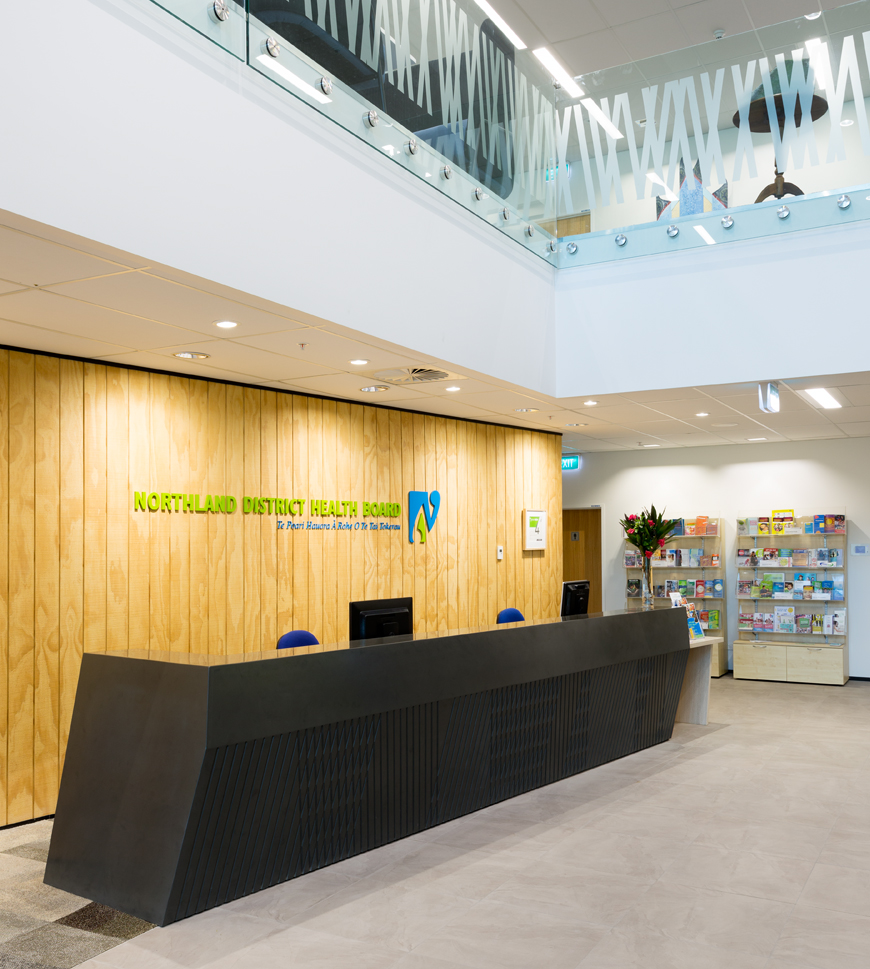 Northland DHB Office, Whangarei