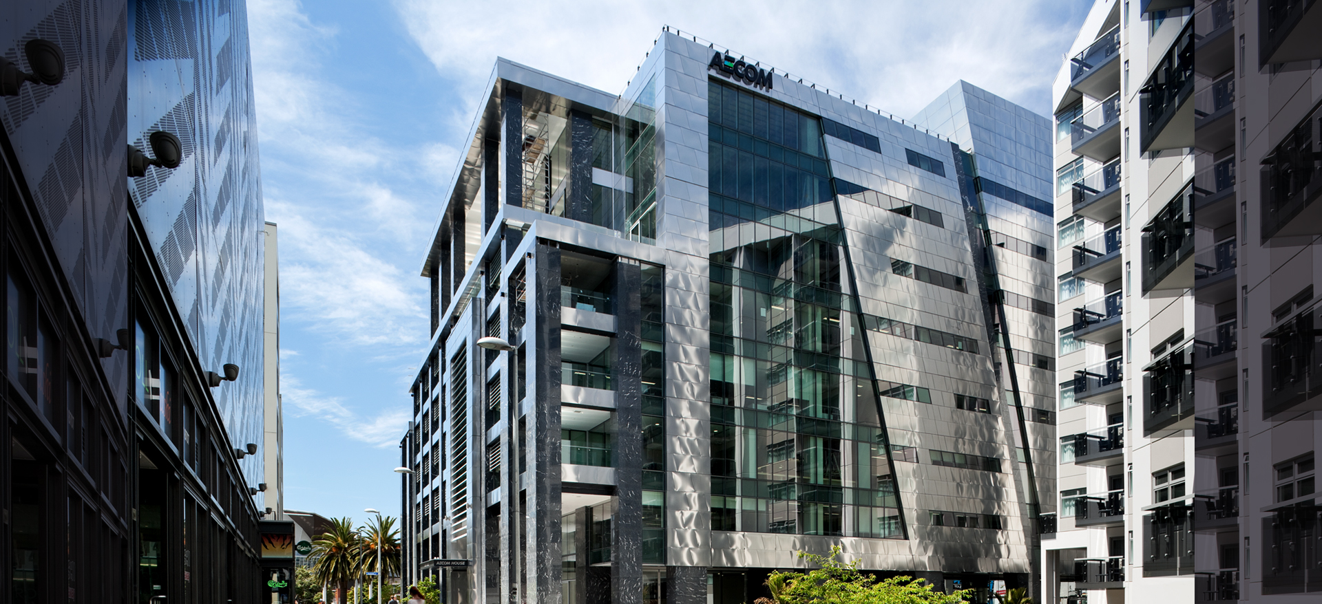AECOM House, Beach Road, Auckland