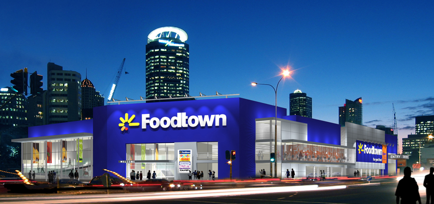 Foodtown Supermarket, New Zealand Nationwide