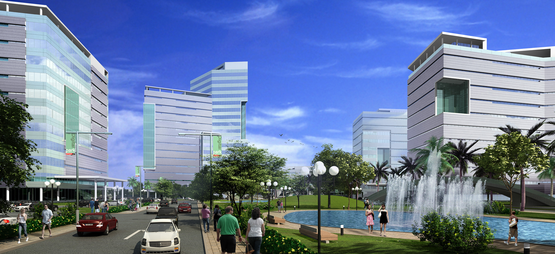IT Park, Uttar Pradesh, India