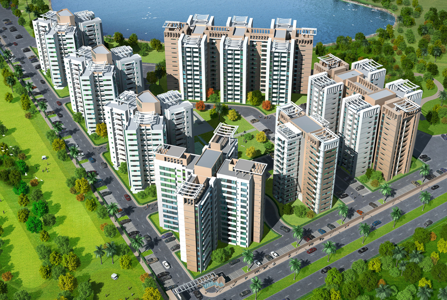 Fairway Group Housing Development, Uttar Pradesh, India