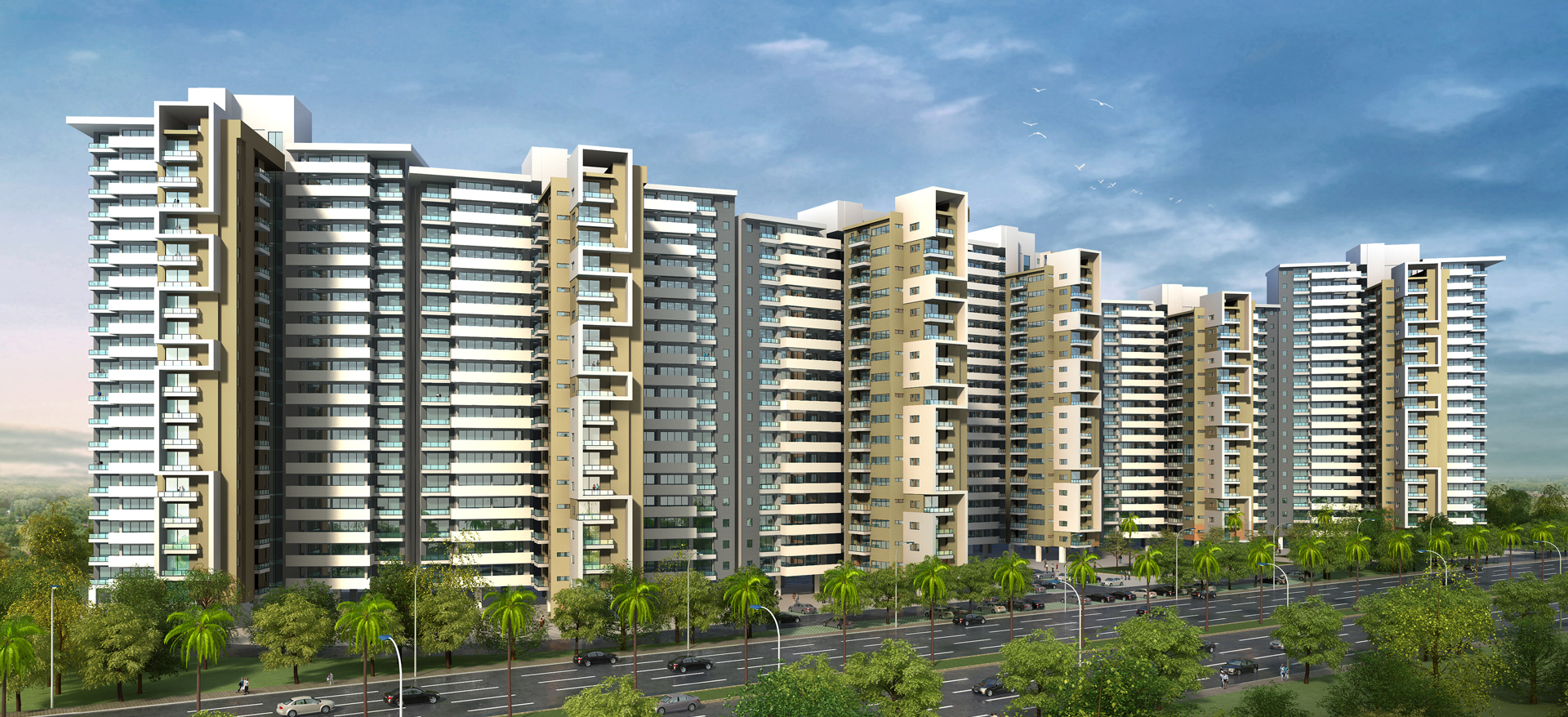 Pocket D Group Housing, Uttar Pradesh, India