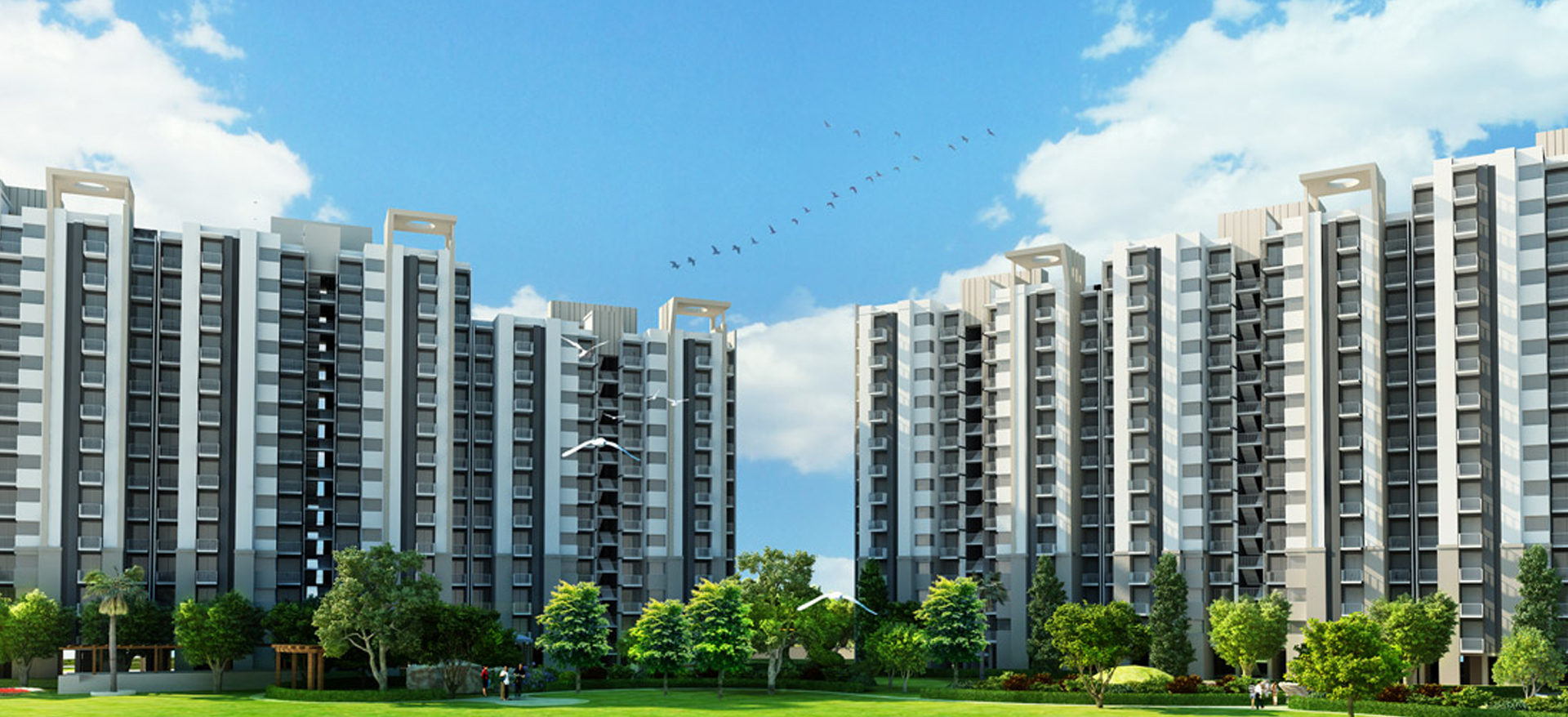 Sector 108 Group Housing Development, Delhi, India