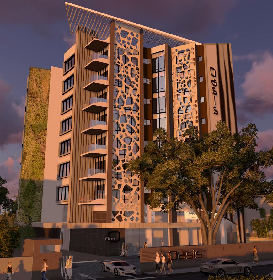 Sterling Road Luxury Apartments, Chennai, Tamil Nadu, India