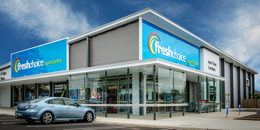 Fresh Choice Supermarket, Waikato