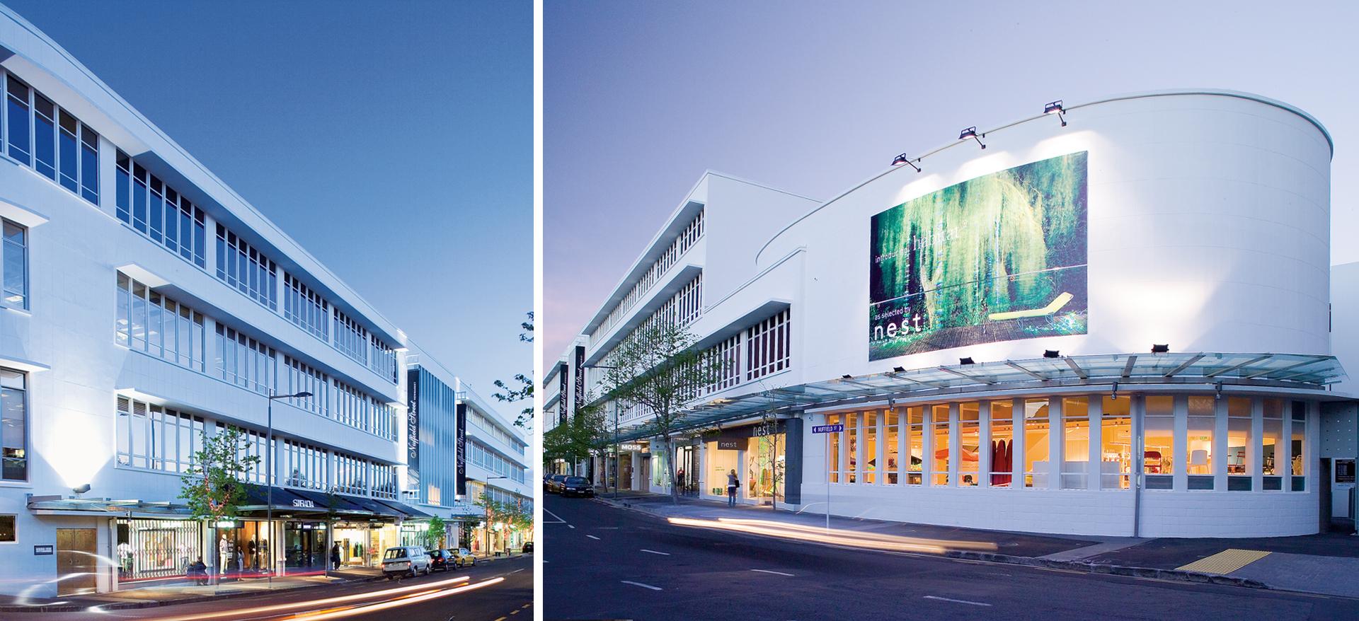 Nuffield Street Redevelopment, Auckland