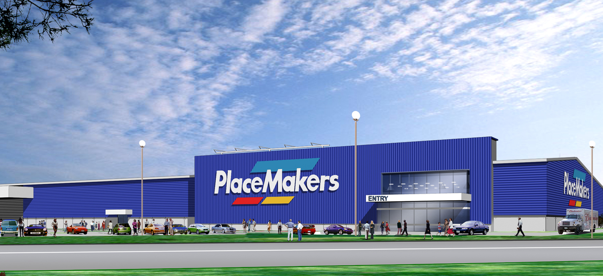 Placemakers Stores, New Zealand Nationwide