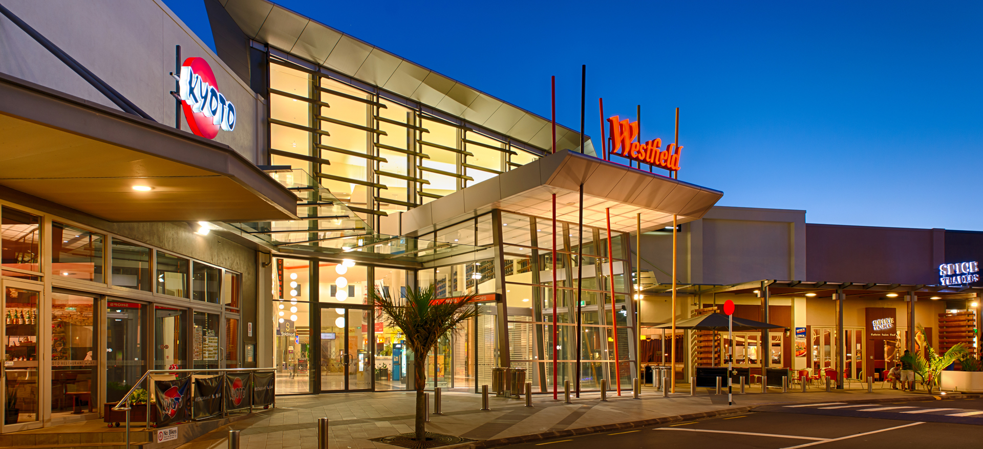 Westfield Shopping Mall, Manukau