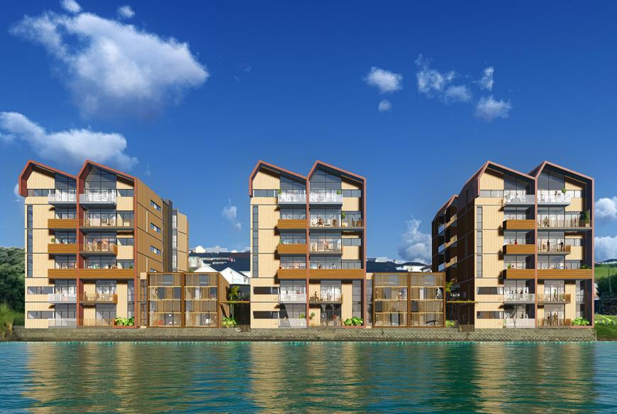 Hobbs Landing Apartments, Whangaparaoa Peninsula