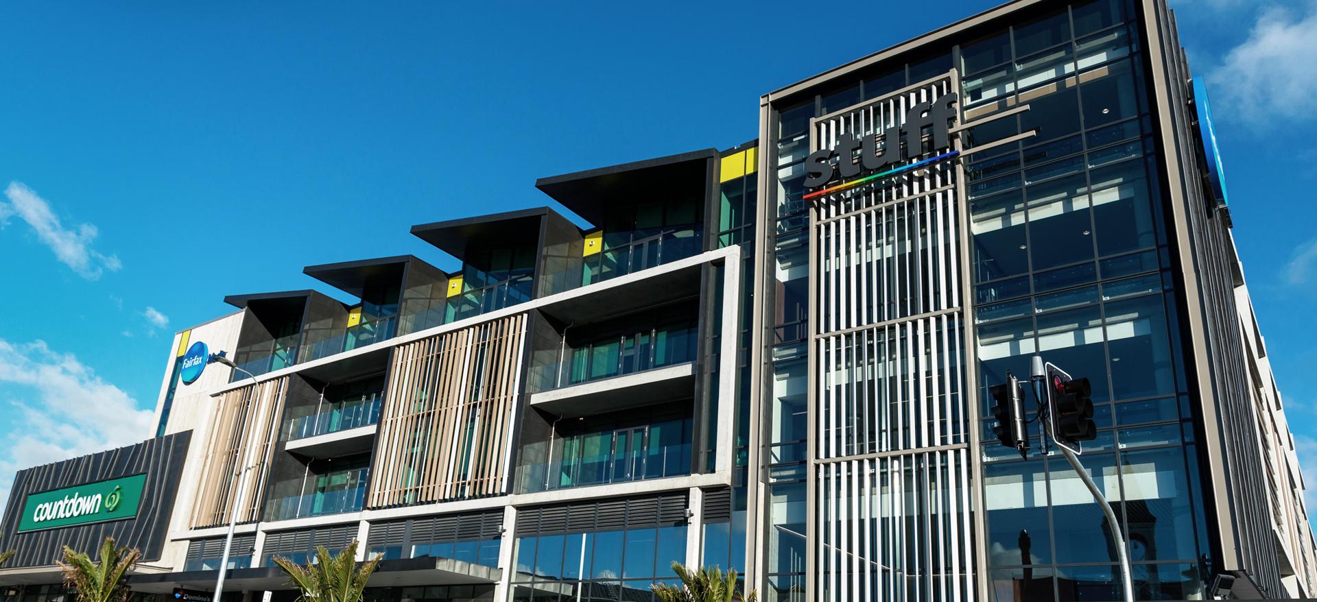 Cider Building, Auckland
