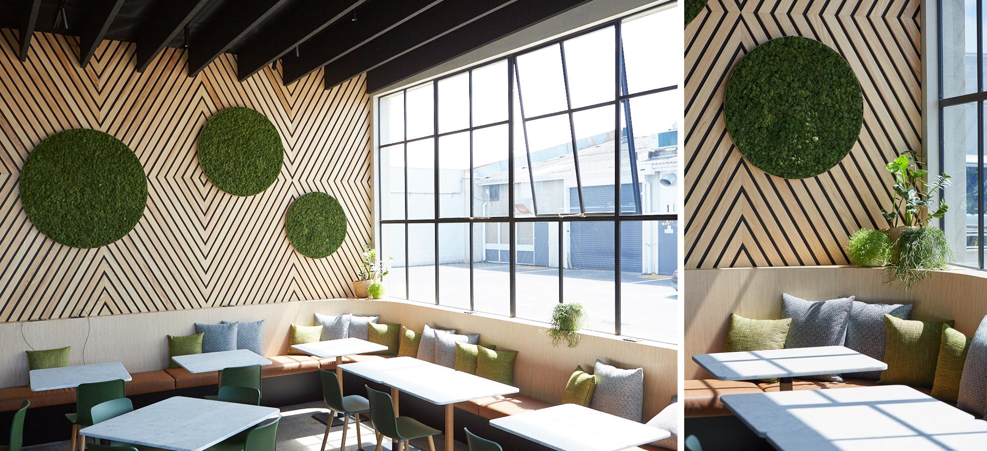 Domain Café, Auckland