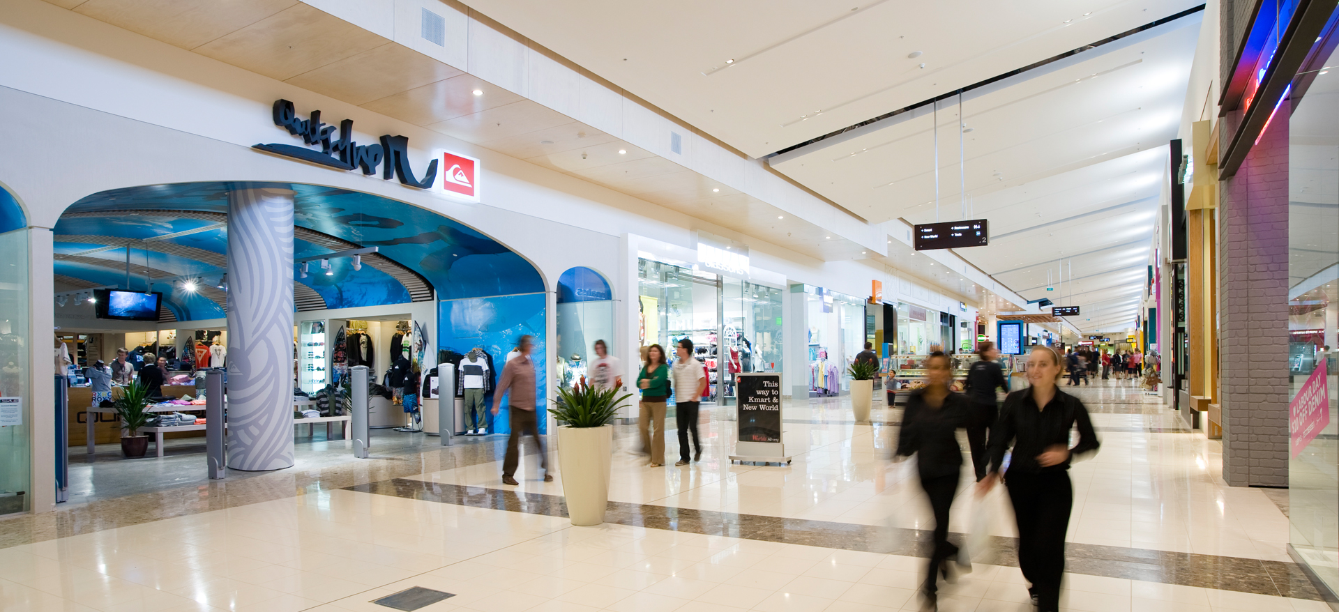 Westfield Albany Shopping Centre, Auckland