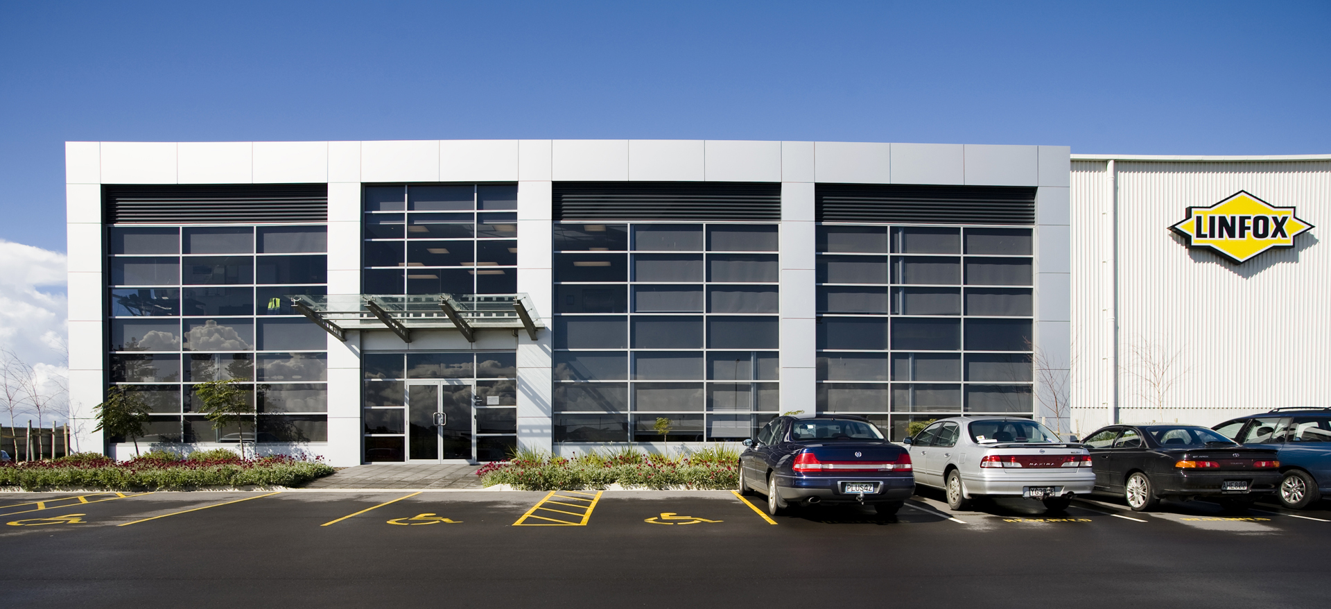 Westney Industrial Park, Auckland