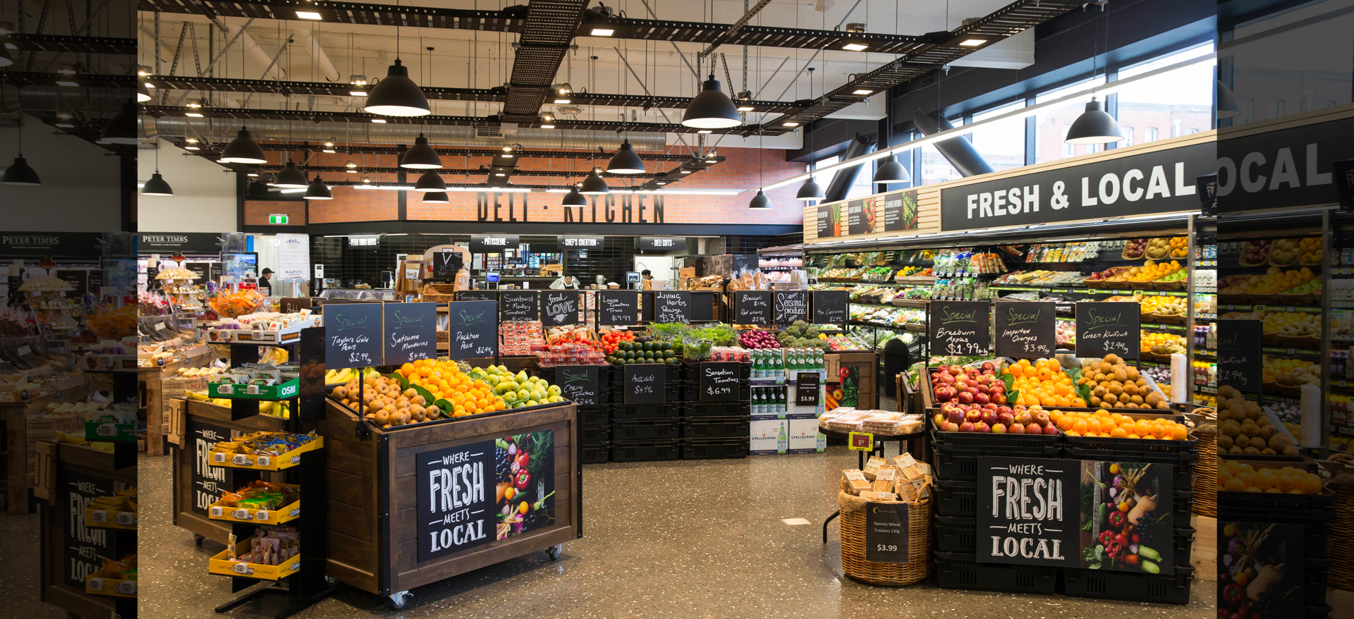 FreshChoice Supermarket Concept Stores, New Zealand Nationwide