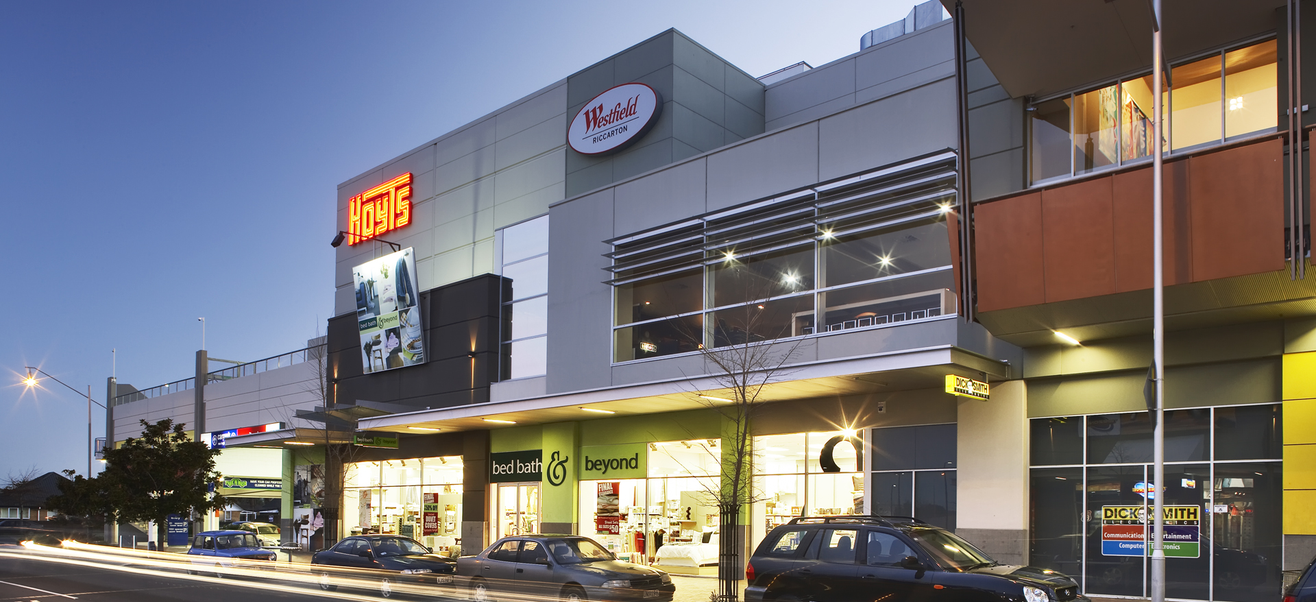 Westfield Riccarton Shopping Centre, Christchurch