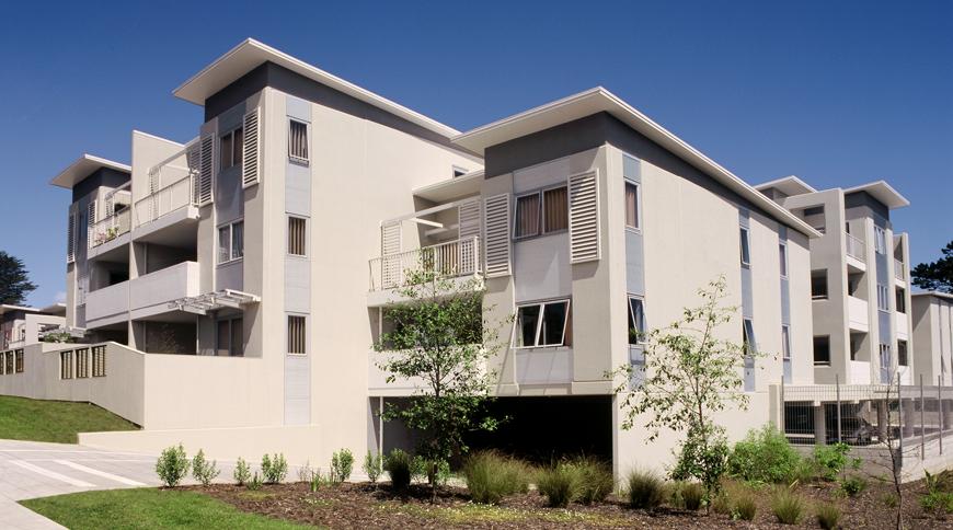 Lynfield Community Housing, Auckland