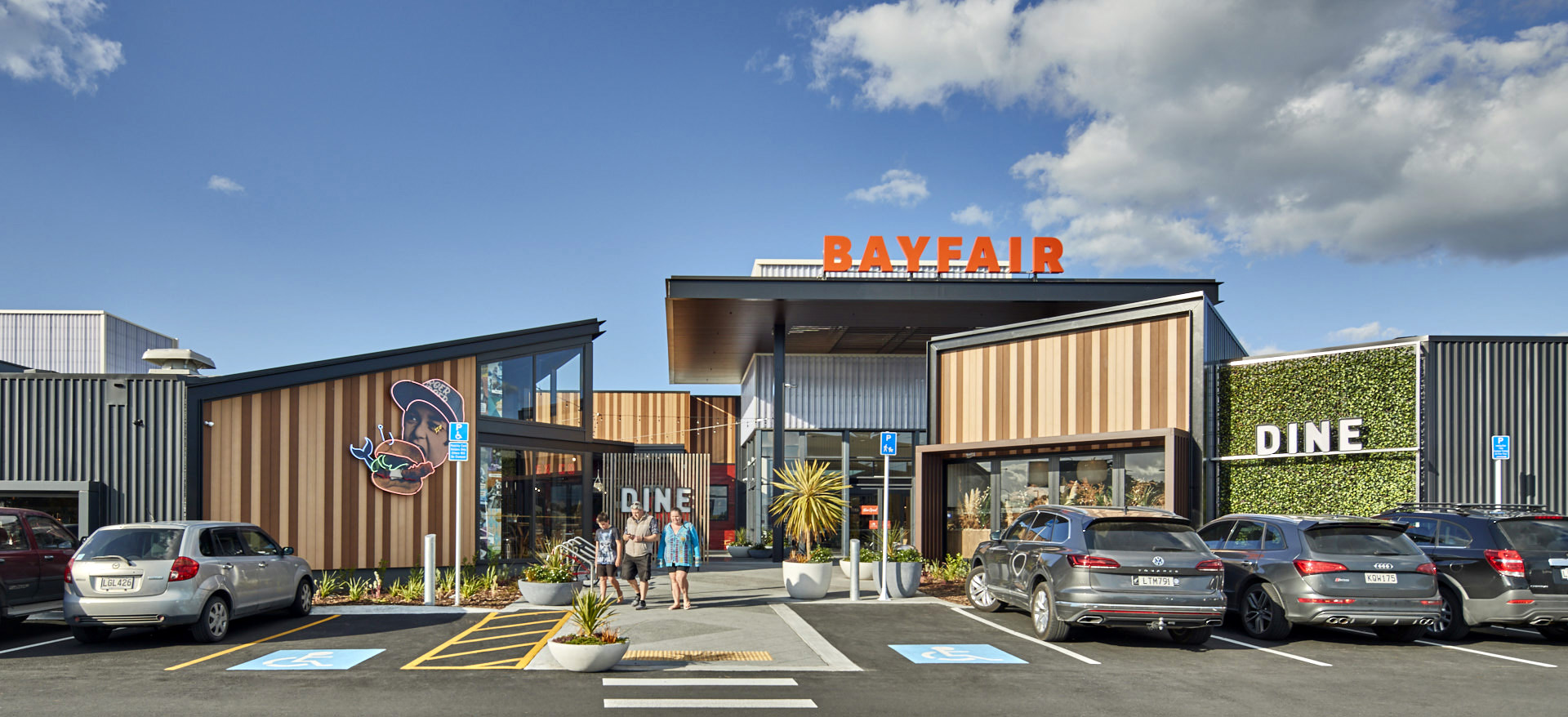 Bayfair Shopping Centre