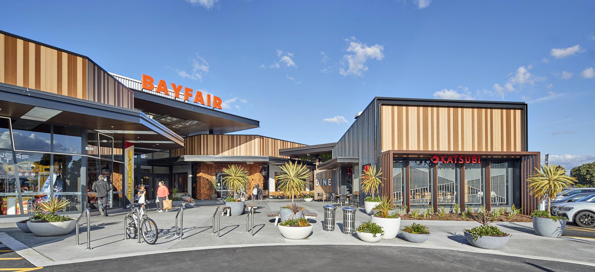 Bayfair Shopping Centre