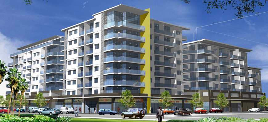 Flatbush Mixed Use Development, Auckland