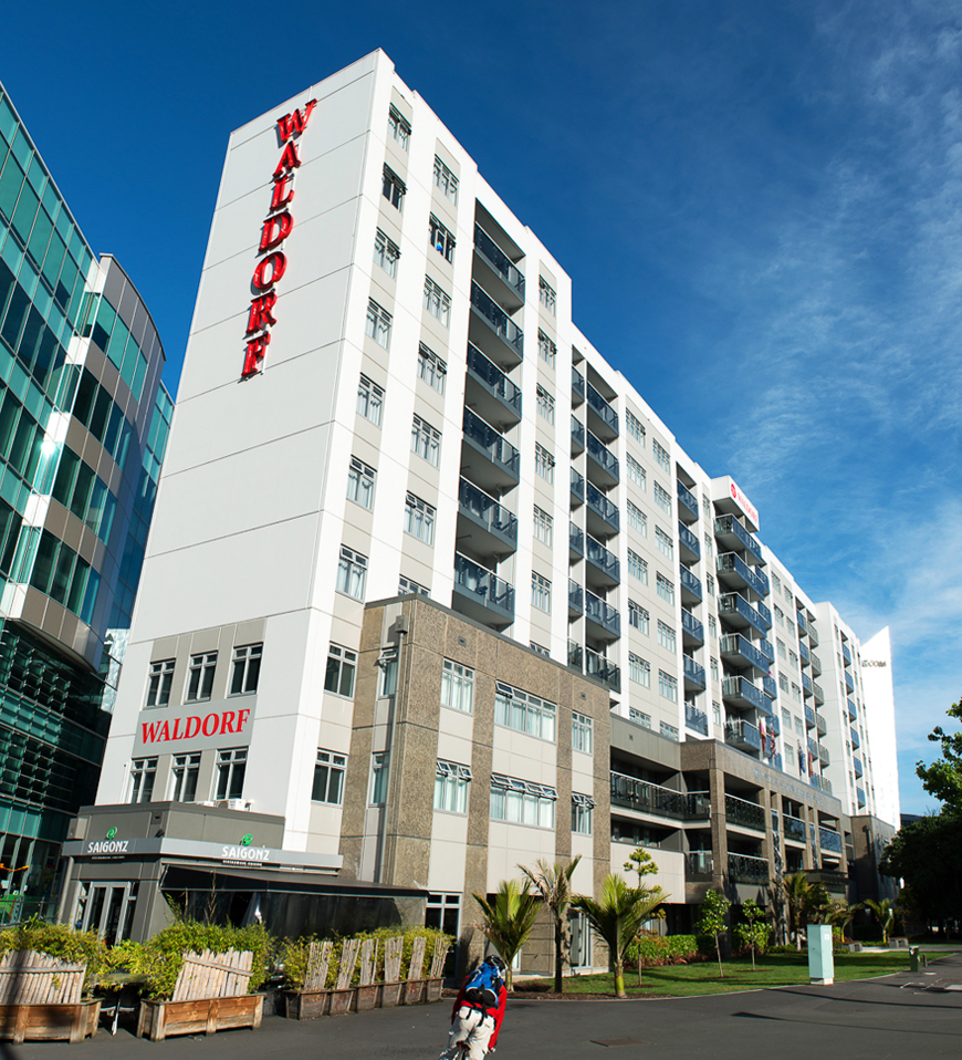 Waldorf Apartments Hotel, Auckland
