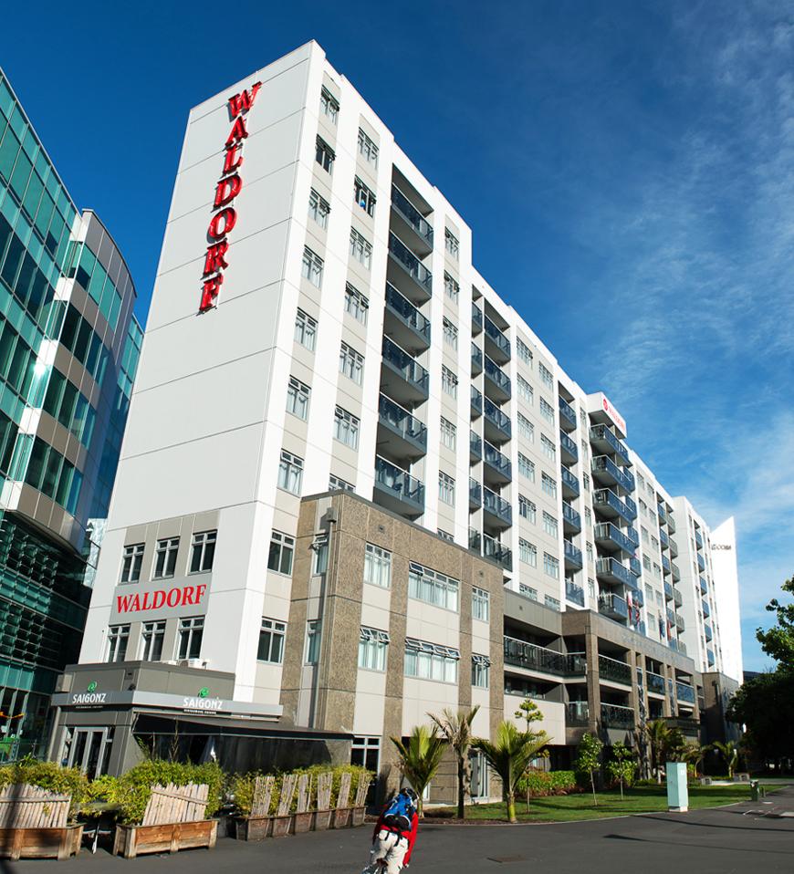 Waldorf Apartments Hotel, Auckland