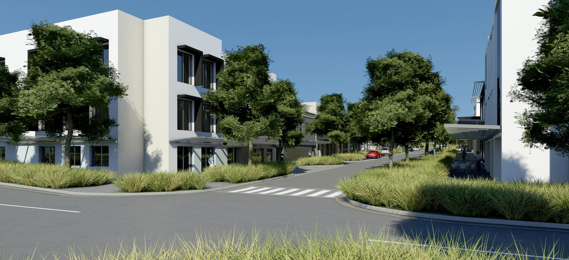 Beachlands Village Business Centre, Auckland