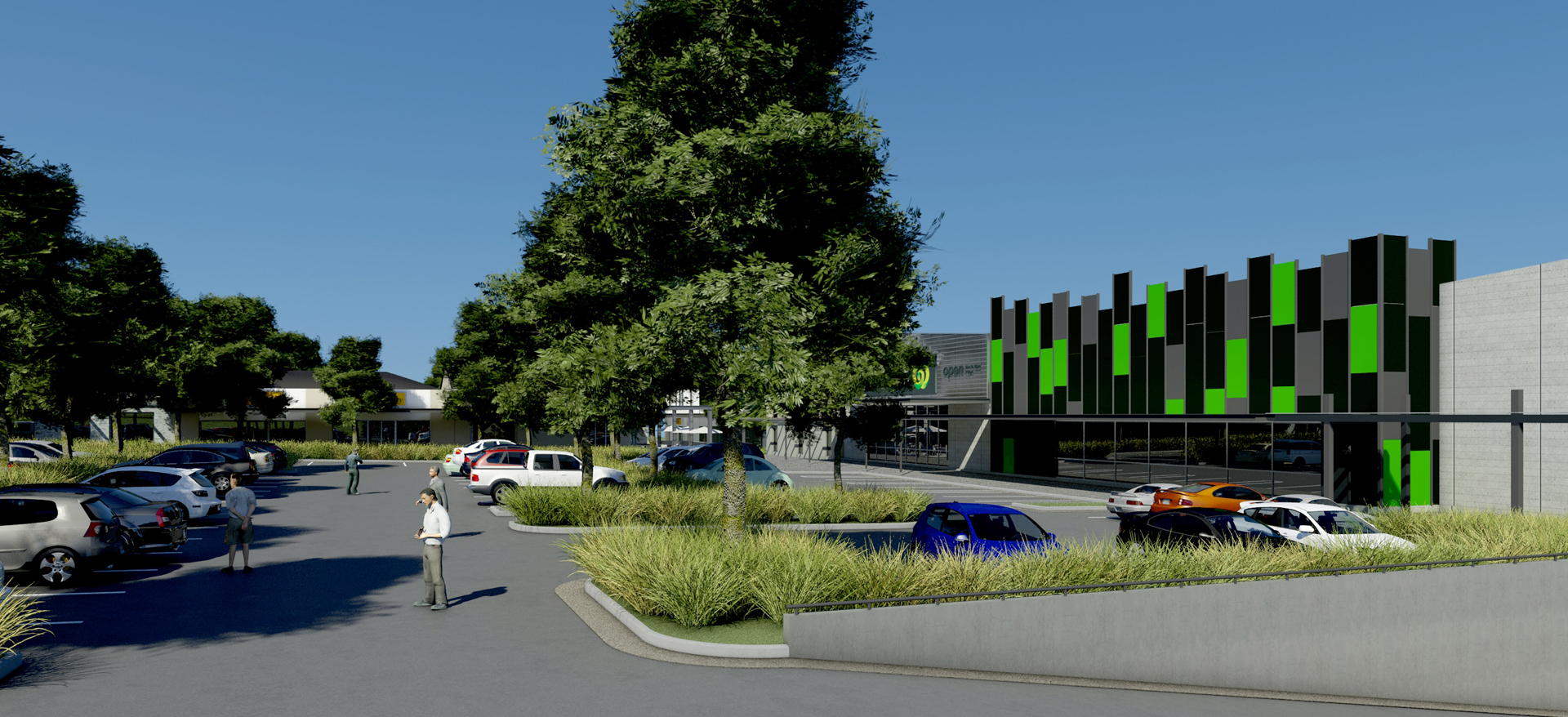 Beachlands Village Business Centre, Auckland