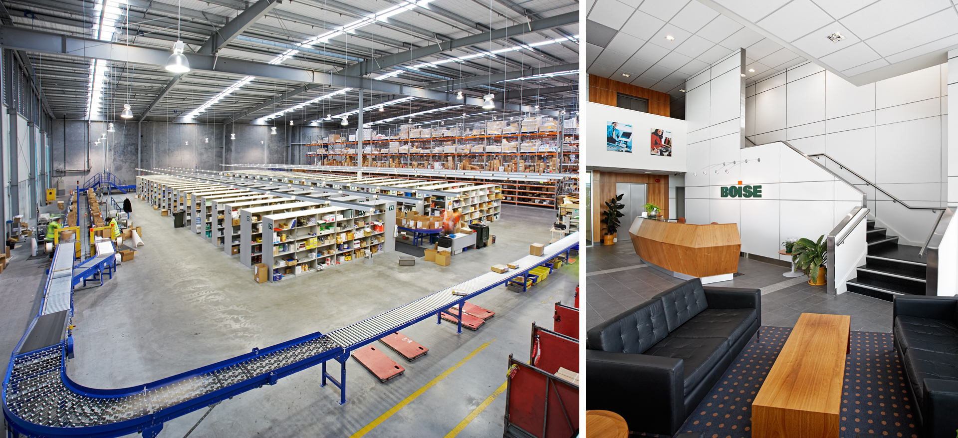 Office Max Regional Office and Distribution Centre, Christchurch