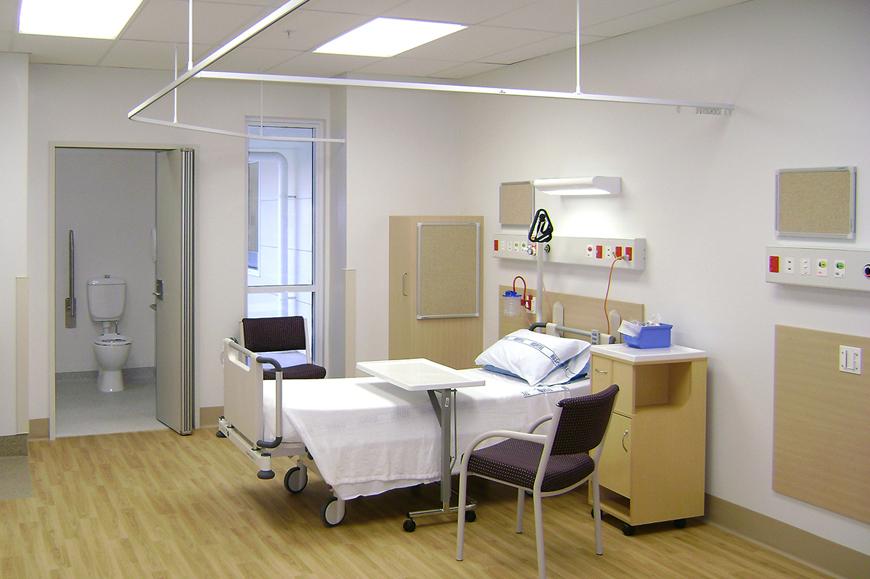 Wainamu Ward, Waitakere Hospital, Auckland